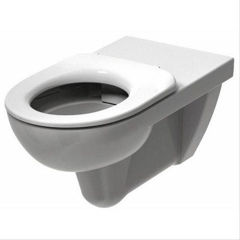 Cuvette WC suspendue rallongée Paracelsus 2 Allia