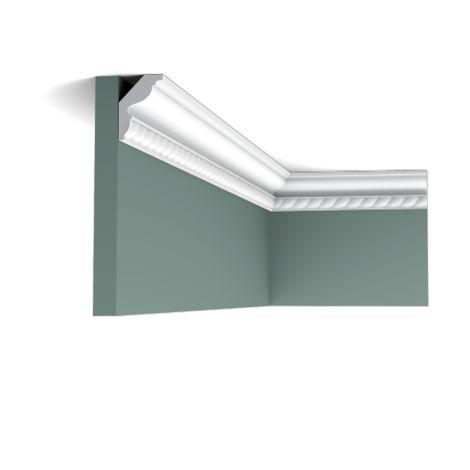 CX150 Corniche plafond Orac Decor Axxent - 4,3x2,9x200cm (h x p x L) - moulure décorative - conditionnement : A l'unité