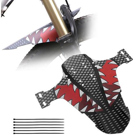 Cyclisme Boue Garde Velo Vtt Fender Vtt Fender Garde-Boue Avant Et Arriere Compatible, Style B