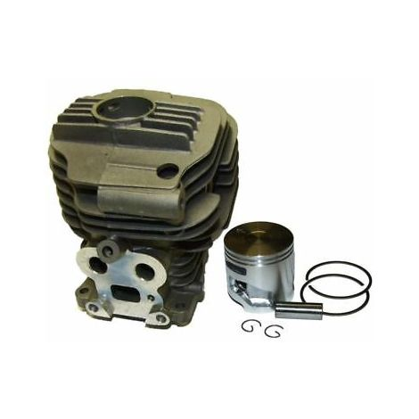 Cylinder, Piston, And Rings Assembly Fits Husqvarna K750 K760 Cut Off Saw