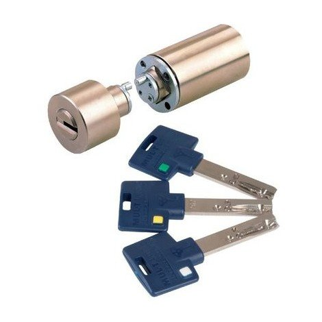 Cylindre 262S+ rond KRENO Mul-T-Lock