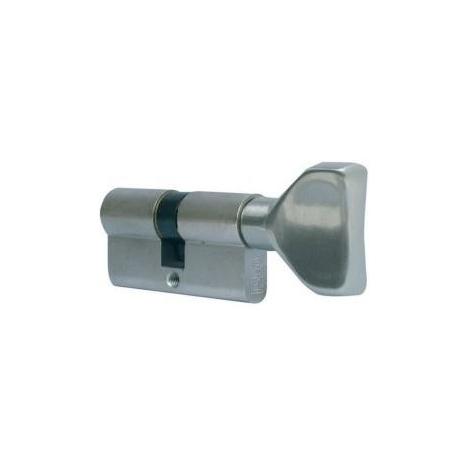Cylindre 30B x 50 LN City à bouton sur N V05 KCF001921 CAVERS ISEO - 525930529V05