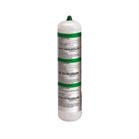 Cylindre à gaz argon et 1 Lt de dioxyde de carbone Telwin 802048