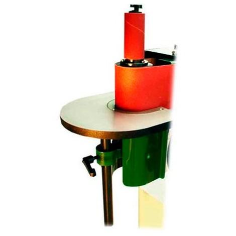 Cylindre abrasif D. 76 x Ht. 115 mm Gr. 100 pour ponceuse ES6108 - DF6108-76-100 - Holzprofi