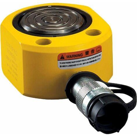 cylindre court ENERPAC RSM 200 force de pression 20t, hauteur max11mm d101x76mm, simple effet