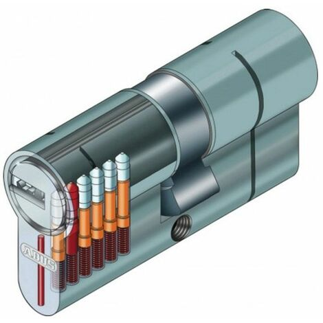 Cylindre D66 35x35 Debrayable Varie - ABUS - D66N 35/35