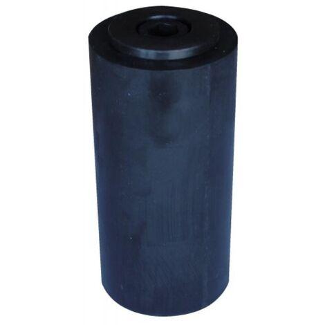 Cylindre de ponçage 80 x 120 mm pour toupies alésage 50 mm
