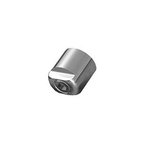 Cylindre de sécurité pour cimaise Click Rail - Cylindre sécurité rail cimaise oblique