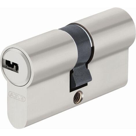 Cylindre de Très Haute Sécurité ABUS EC-S 40x10 - Alu