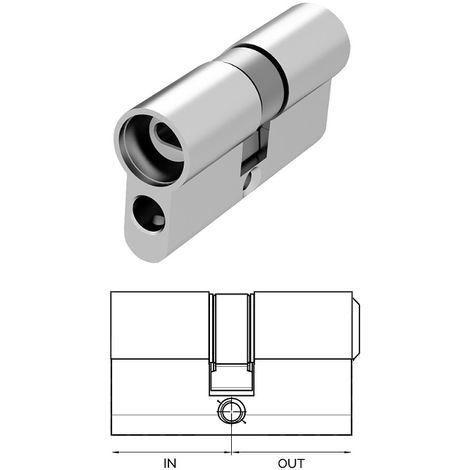 Cylindre européen 40 x 40 MERONI pour serrure connectée Gear-R - HG40B40NRSKD005I
