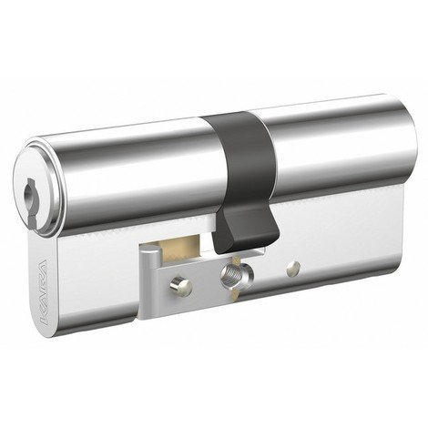 Cylindre exper t renforce 30x60 double 3 cles panzer - 5.DZ30+60STST.N