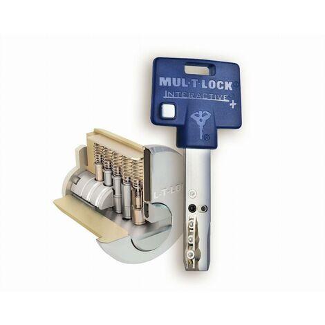 Cylindre Haute sécurité Centre service Interactif 40/40 MUL-T-LOCK - 80 40/40
