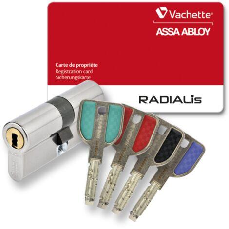 Cylindre haute sécurité radial NT+ A2P**