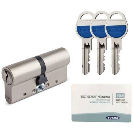 cylindre haute sureté ABUS 30x60 50x50 ou 50x60 30x70