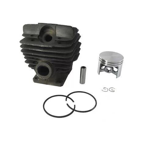 """main image of """"Cylindre piston Ø48mm pour tronçonneuse Stihl modèles 034, 036 et MS360."""""""