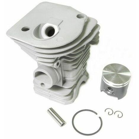 Cylindre piston tronçonneuse Husqvarna / Jonsered