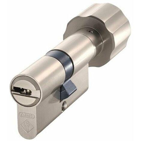 Cylindre porte Abus Bravus 2000 à 55Boutonx40 - Alu