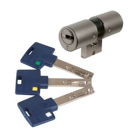 """main image of """"Cylindre rond inox - 33 x 33 mm - classic - Mul-T-lock"""""""