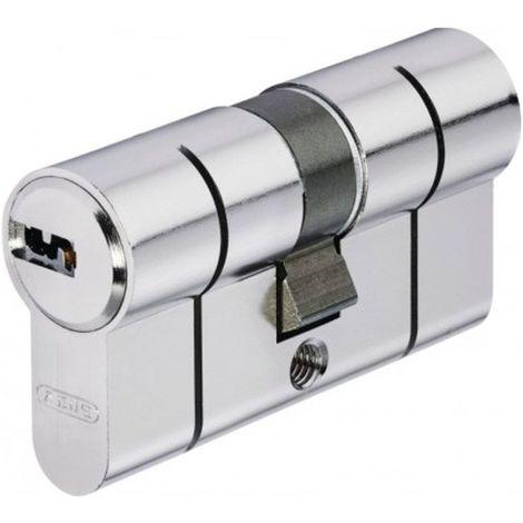 Cylindre serrure Abus D66 Haute sécurité - Alu