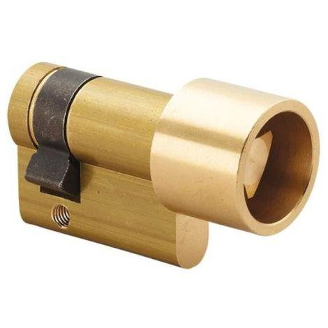 Cylindre simple à triangle protégé de 11 mm clé/triangle 30 x 10