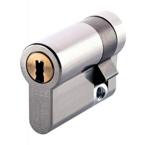 Cylindre simple breveté type RADIALIS à clé protégée varié 3 clés 32,5 X 10