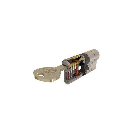 Cylindre TESA TX80 - 30Bx30mm - 5 clés - TX8B3030N