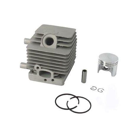 Cylindrée complète Ø34mm pour débroussailleuse Stihl modèles FS80, FS85, FS85ST et FS85RX.