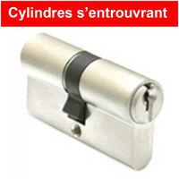 Cylindres utilisant les mêmes clés (s'entrouvrant) F5S Haute Qualité (3 clés)- plusieurs modèles disponibles