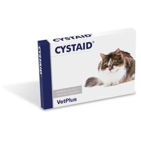 """main image of """"CYSTAID Suplemento Nutricional para Gatos - 30 Cápsulas"""""""