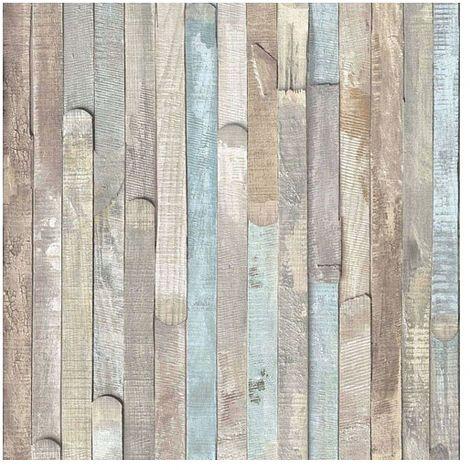 D-C-FIX - Rouleau adhésif - 67.5 cm x 2 m - motif bois peint