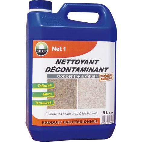 D cap - nettoyant. décontaminant. algicide DALEP - plusieurs modèles