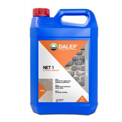 NET 1 - Nettoyant, décontaminant, Algicide 5L