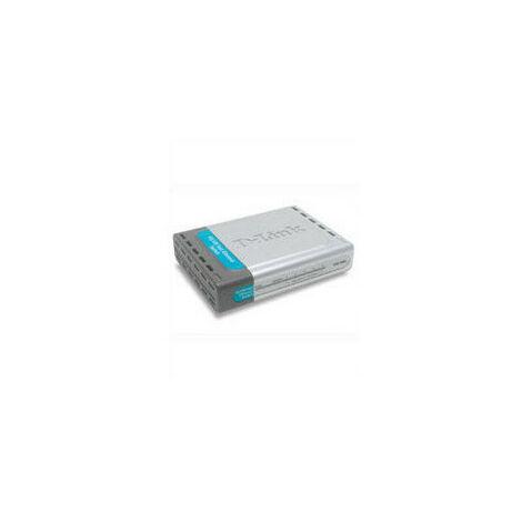 D-Link Commutateur - 8 ports - en, fast en - 10base-t, 100base-tx - Systems - Des 1008d (DES-1008D/E)