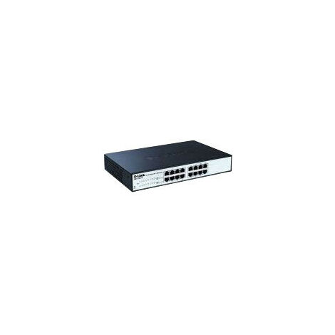 D-Link Commutateur DGS-1100-16-Port Layer2 EasySmart Gigabit (DGS-1100-16)