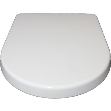 Enjoyable D Shaped White Soft Close Quick Release Kartell Toilet Seat Gmtry Best Dining Table And Chair Ideas Images Gmtryco