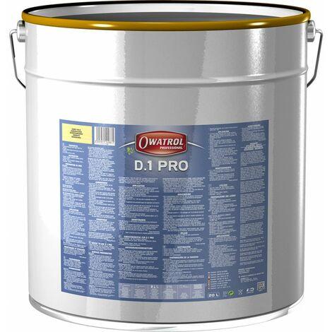 D1 PRO saturateur bois - Miel 20 L