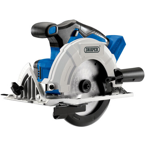 D20 20V Brushless Circular Saw with 3Ah Battery and Fast Charger