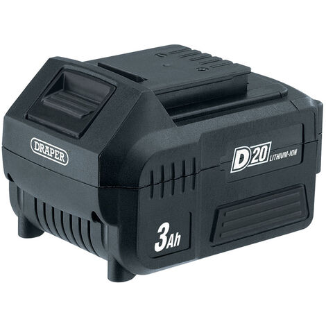 D20 20V Lithium Battery (3.0Ah)