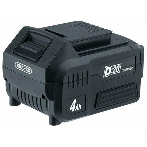 D20 20V Lithium Battery (4.0Ah)