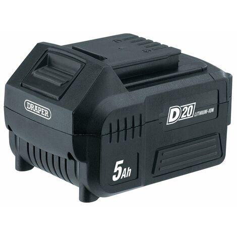 D20 20V Lithium Battery (5.0Ah)