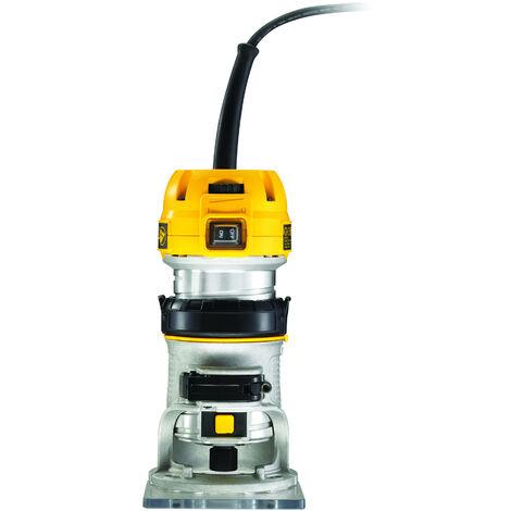 Affleureuse - 900 W - 27000 t/min - 6-8 mm - DEWALT, D26200-QS