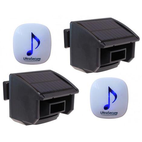 DA600 Wireless Garden & Driveway Alarm (twin pack) [004-4620]