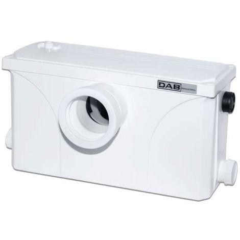 DAB FEKALIFT 200-A Abwasserhebeanlage Hebeanlage Kleinhebeanlage WC Dusche Waschbecken