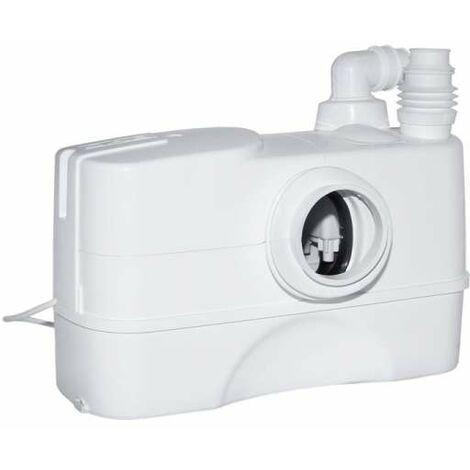 DAB GENIX 130 autom. Hebeanlage f. Waschmaschine, WC, Dusche, WT u. Bidet, Kleinhebeanlage 60161880