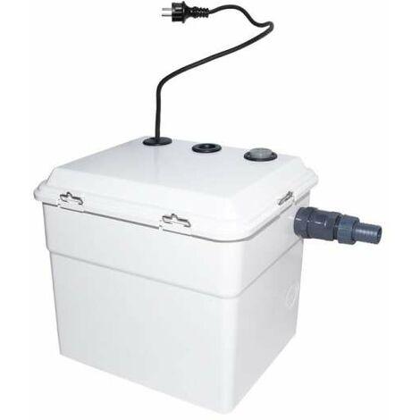 DAB NOVABOX Abwasserhebeanlage auch für Waschmaschine Hebeanlage Grauwasser Abwasser 503110334