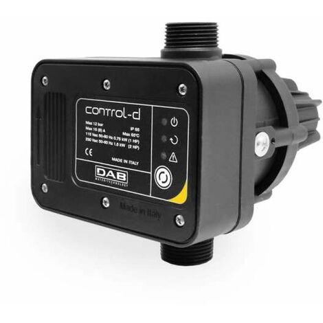 DAB PRESSCONTROL - D 1,5 BAR Einschaltdruck Strömungsschalter mit Trockenlaufschutz 60184666