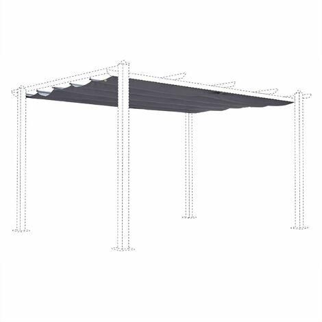 Dachplane für Pergola 3x4m - Condate