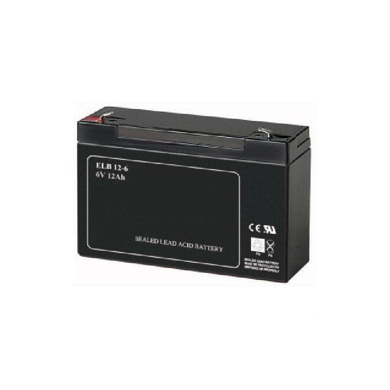 Batterie Acide-plomb 6 V 12AH piles rechargeables-CM86747