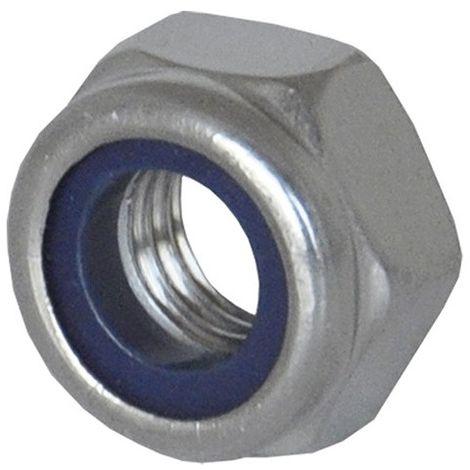 confezione da 10 M10 x 70 mm in acciaio INOX A2 Tirafondi