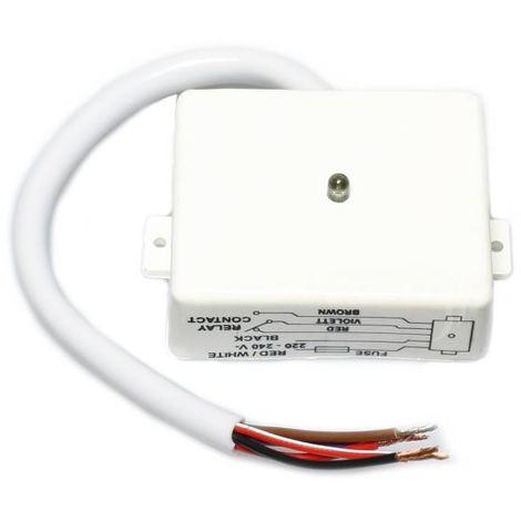 Dämmerungsschalter 240 V/AC zum Einbau